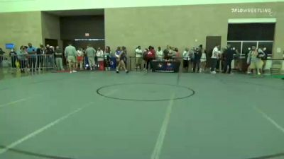 53 kg Quarterfinal - Camille Fournier, Tx vs Tiare Ikei, Co