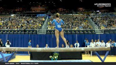 Katelyn Ohashi - Beam, UCLA - 2019 NCAA Gymnastics Ann Arbor Regional Championship