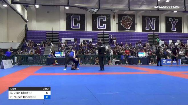 Anthony Michael Robinson vs Elijah Amir Dorsey 2019 Pan IBJJF Jiu-Jitsu No-Gi Championship