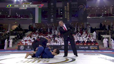 Gabriel Arges vs Espen Mathiesen 2019 Abu Dhabi King of Mats