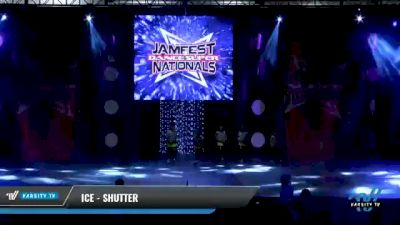 ICE - Shutter [2021 Mini - Hip Hop - Small Day 2] 2021 JAMfest: Dance Super Nationals