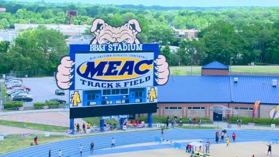 2019 MEAC Outdoor Championships - Full Event Replay