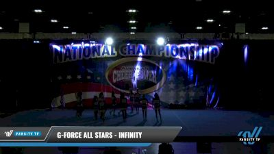 G-Force All Stars - Infinity [2021 L3 Senior - D2 Day 2] 2021 ACP: Tournament of Champions