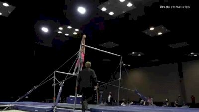 Madray Johnson - Bars, WOGA - 2021 Winter Cup & Elite Team Cup