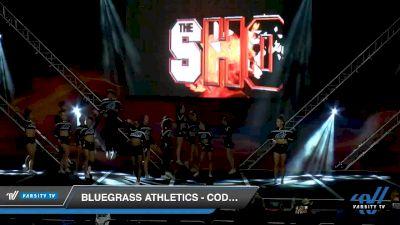 Bluegrass Athletics - Code Blue [2020 L6 Senior Coed - XSmall Day 2] 2020 GLCC: The Showdown Grand Nationals