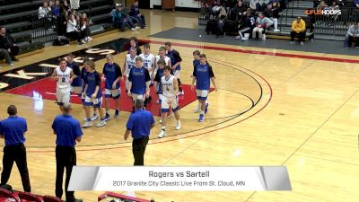 Rogers (MN) vs. Sartell (MN)   12.30.17   2017 Granite City Classic