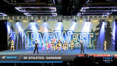 DF Athletics - Darkside [2020 L4.2 Senior Coed Day 2] 2020 PacWest