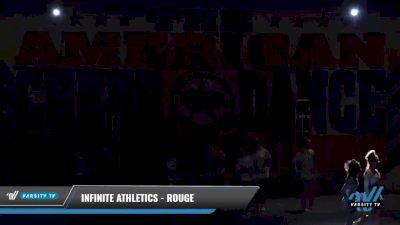 Infinite Athletics - Rouge [2021 L4.2 Senior - D2 - Small Day 2] 2021 The American Celebration DI & DII