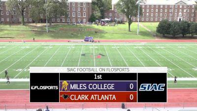 2018 Miles at Clark Atlanta