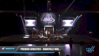 Premier Athletics - Knoxville North - Cobra Sharks [2021 L4 - U17 Coed Day 1] 2021 The U.S. Finals: Sevierville