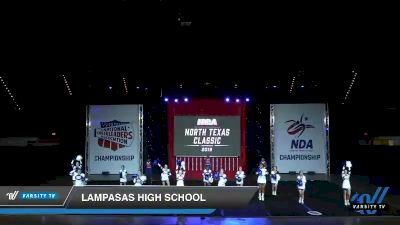 - Lampasas High School [2019 Game Day Fight Song - JV/Freshman Day 1] 2019 NCA North Texas Classic