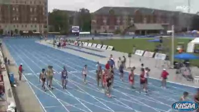 High School Boys' 3200m Class A, Finals 1