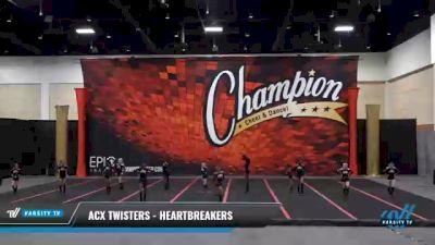ACX Twisters - Heartbreakers [2021 L1 Mini] 2021 Wolfpack Championship