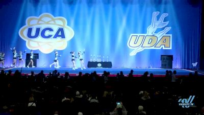 South Central Athletics - Queens [2018 Senior - Small - D2 4 Day 2] 2018 UCA Smoky Mountain Championship