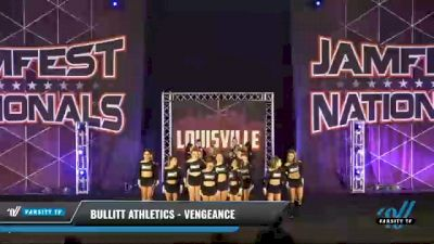 Bullitt Athletics - Vengeance [2021 L3 Senior Day 2] 2021 JAMfest: Louisville Championship