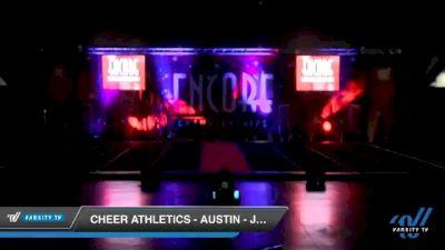 Cheer Athletics - Austin - JewelCats [2020 L3 Junior - Small Day 2] 2020 Encore Championships: Houston DI & DII