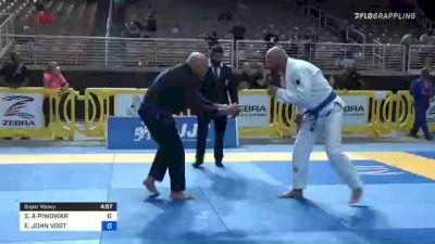 STEVEN A PIWOWAR vs ERIC JOHN VOGT 2021 Pan Jiu-Jitsu IBJJF Championship