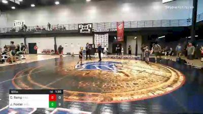 60 lbs Final - Cameron Ramp, Elite Athletic Club vs Jett Foster, Team Gotcha