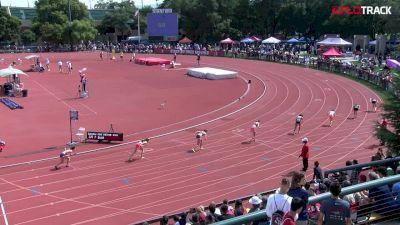 Women's 800m, Heat 6