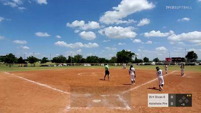 Hotshots Premier vs. Dirt Divas 6 - 2020 Top Club National Championship 14U - Pool Play