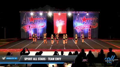 Spirit All Stars - Team Envy [2021 L4 Senior - D2 - Small Day 2] 2021 ASCS: Tournament of Champions & All Star Prep Nationals