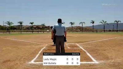 NW Bullets vs. Lady Magic - 2021 TC Nationals - Pool Play