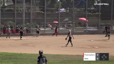 Firecrackers vs. So Cal Athletics - Field 1