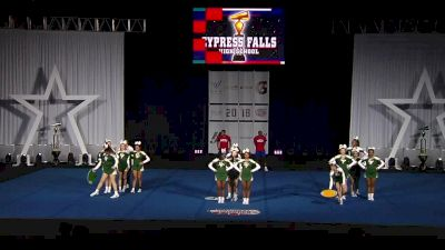 Cypress Falls High School [2018 Intermediate Small Game Day Day 2] NCA Senior & Junior High School National Championship