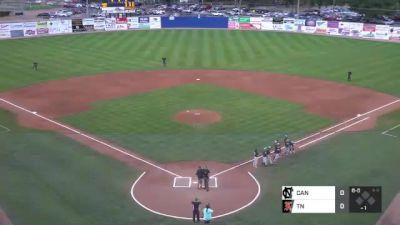 2019 Connie Mack World Series - Colton Knighthawks vs Knights Baseball