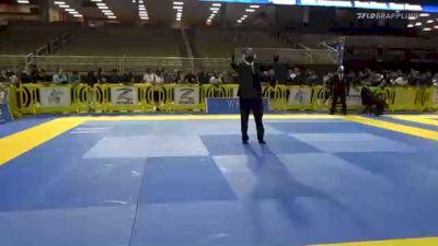 EMILIO ALEJANDRO HERNANDEZ RODRI vs SAMUEL NAGAI HATCHWELL 2020 Pan Jiu-Jitsu IBJJF Championship
