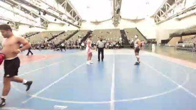 174 lbs 3rd Place - Fox Maxwell, MetroWest United vs Thomas Stigliano, NJ Slapz