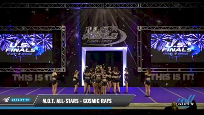 M.O.T. All-Stars - Cosmic Rays [2021 L2 Senior Day 2] 2021 The U.S. Finals: Ocean City