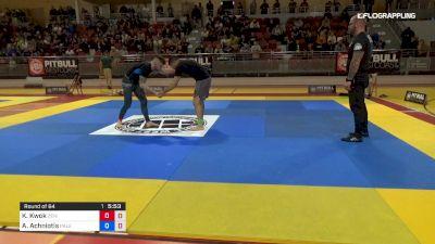 Kamil Kwok vs Andreas Achniotis 2019 2nd ADCC European Trials