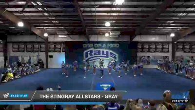 The Stingray Allstars - Gray [2020 L2 Junior Medium] 2020 The Stingray Allstars Gym Jam
