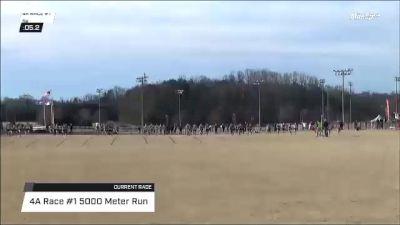 5k 4A Race #1