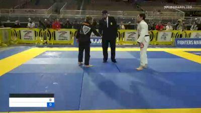 AMY KONOPKA vs DANIELLE SHERRI CHERDAK 2020 World Master IBJJF Jiu-Jitsu Championship