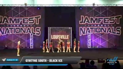 GymTyme South - Black Ice [2021 L2 Junior - Small Day 1] 2021 JAMfest: Louisville Championship