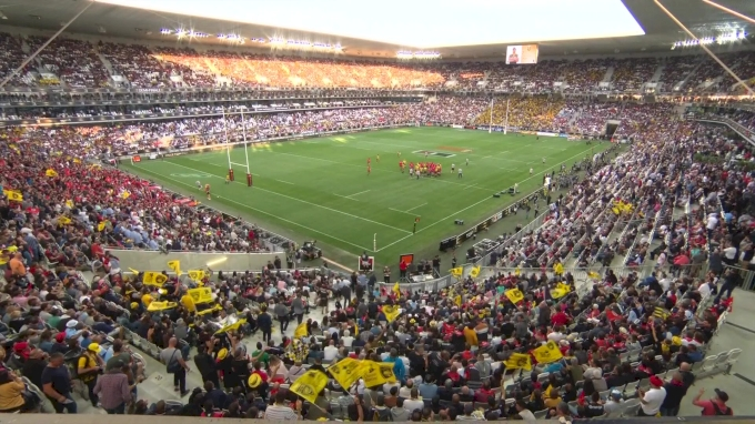 French Top 14 SF: Toulouse vs La Rochelle
