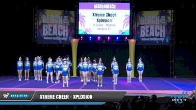 Xtreme Cheer - Xplosion [2021 L4 Senior - Medium Day 2] 2021 ACDA: Reach The Beach Nationals