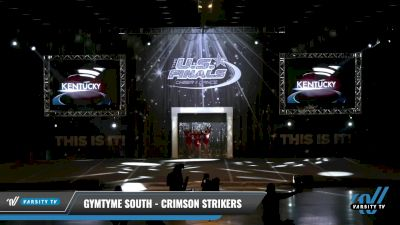 GymTyme South - Crimson Strikers [2021 L1 Youth - Small Day 1] 2021 The U.S. Finals: Louisville