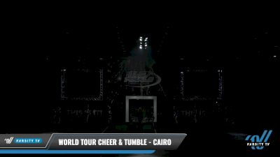 World Tour Cheer & Tumble - Cairo [2021 L3 Junior - Small - A Day 2] 2021 The U.S. Finals: Louisville