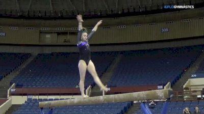Addison Womeldorph - Beam, Metroplex Gymnastics - Metroplex Challenge (Club)