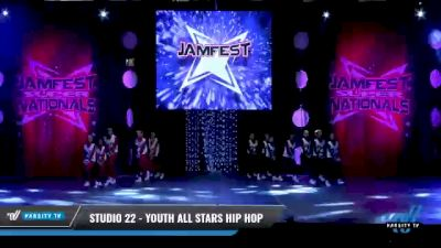 Studio 22 - Youth All Stars Hip Hop [2021 Youth - Hip Hop - Small Day 2] 2021 JAMfest: Dance Super Nationals