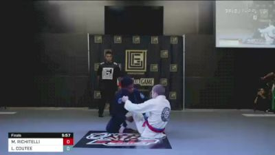 MICHAEL RICHITELLI vs LEGACY COUTEE 2021 EUG Promotions Event #3