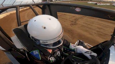 Ride Along With Jeff Gordon In A Midget