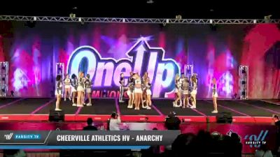 CheerVille Athletics HV - Anarchy [2021 L6 Senior Coed Open - Small Day 2] 2021 One Up National Championship