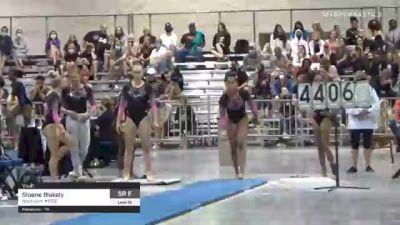 Sloane Blakely - Vault, North Gym #1252 - 2021 USA Gymnastics Development Program National Championships