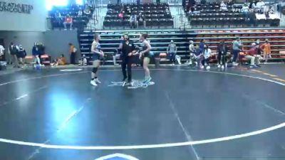 123 lbs Prelims - Julia Vidallon, Life vs Kendall Martin, Corban