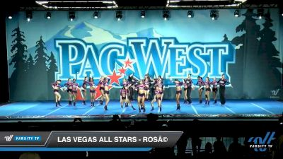 Las Vegas All Stars - Rosé [2020 L1 Senior - D2 - Medium Day 2] 2020 PacWest