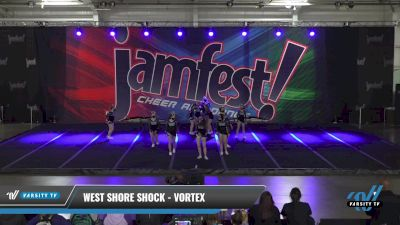 West Shore Shock - Vortex [2021 L2 Performance Recreation - 18 and Younger (NON) Day 1] 2021 JAMfest: Liberty JAM